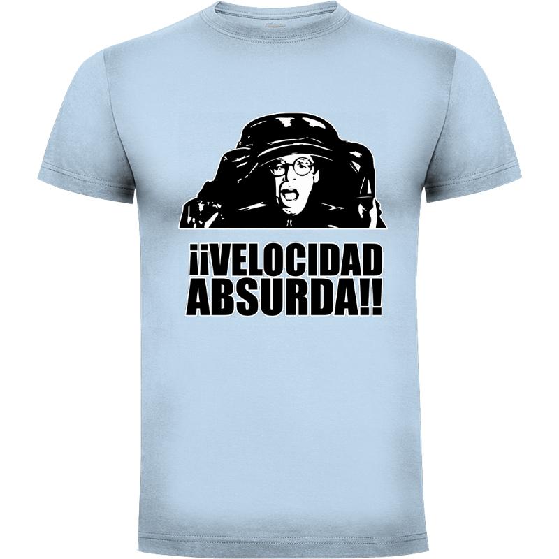 Camiseta Velocidad Absurda