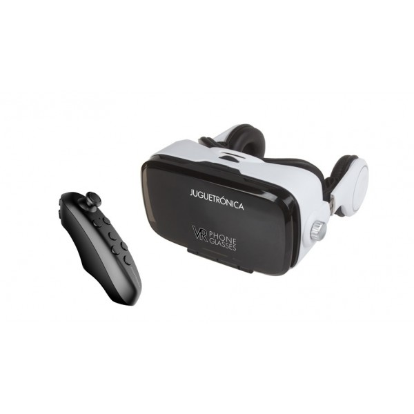 VR Phone Glasses 2.0 + Keypad Bluetooth